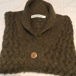 Women's cotton emporium made in the USA sweater